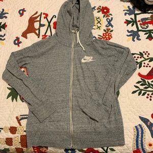 Nike sportswear zip up jacket